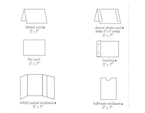 10 x 7 card template pdf 5 215 7 envelope templates beneficialholdings info
