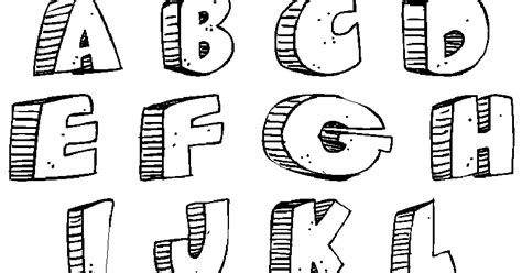 graffiti walls graffiti alphabet letters   caveman design