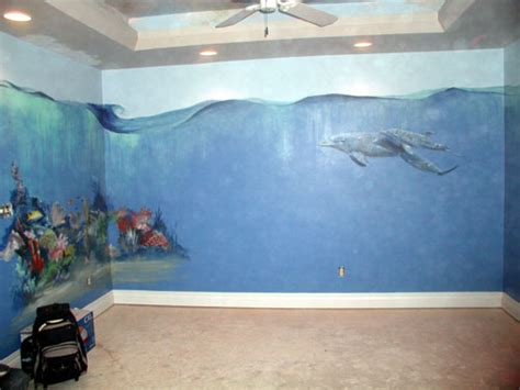 the sea wall mural murals the sea