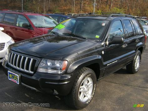 jeep grand black 2004 jeep grand black 200 interior and