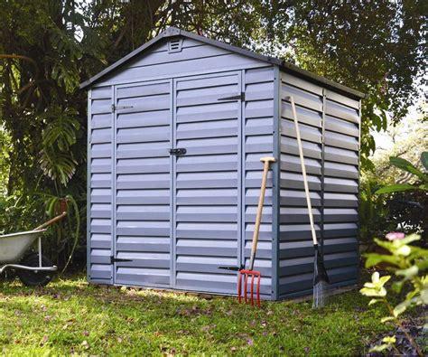 metal sheds steel metal plastic pvc garden