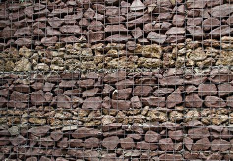 dekor steine dekor zaun gabionen
