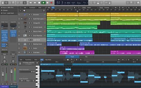 Logic Macbook Pro logic pro x on the mac app store
