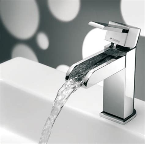 Modern Style Bathroom Faucets Waterfall Faucets Modern Waterfall Faucet Design