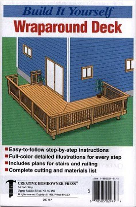 wrap around deck plans 17 best ideas about floating deck plans on pinterest