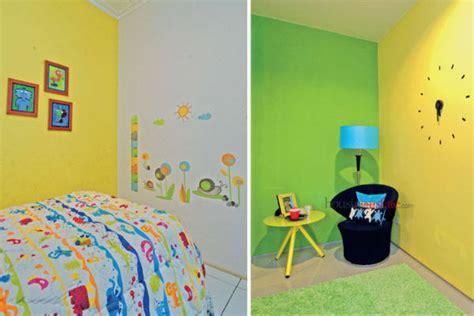 kreatifitas desain kamar anak