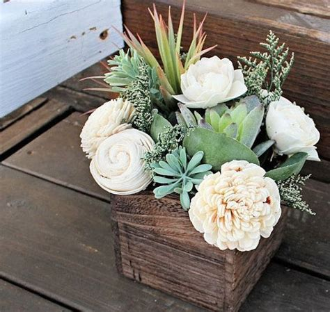 centerpiece arrangements best 25 succulent centerpieces ideas on