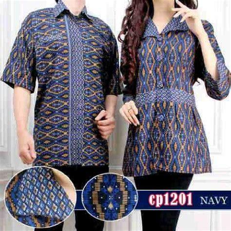 Baju Lengan Panjang Lebaran 18 contoh baju batik modis lengan panjang untuk remaja