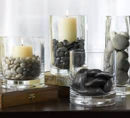 White Vase Filler Zen Decoration For Your Living Room Table