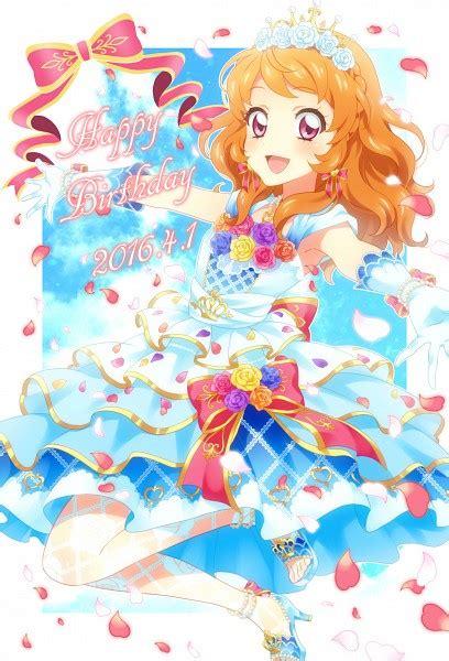oozora akari aikatsu mobile wallpaper  zerochan anime image board