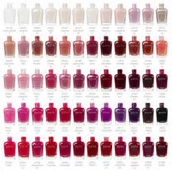 opi color chart opi nail color chart