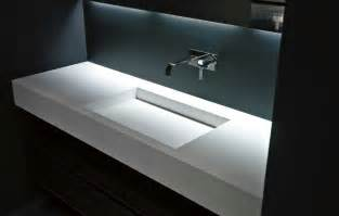 Corian Integrated Sinks Myslot Integrated Top By Antonio Lupi Ambient Kitchens