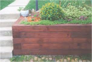 Landscape Timbers Near Me 3x5 Landscape Timber Retaining Wall How To Clean Outdoor