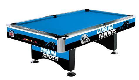 carolina panthers tailgate table carolina panthers pool table