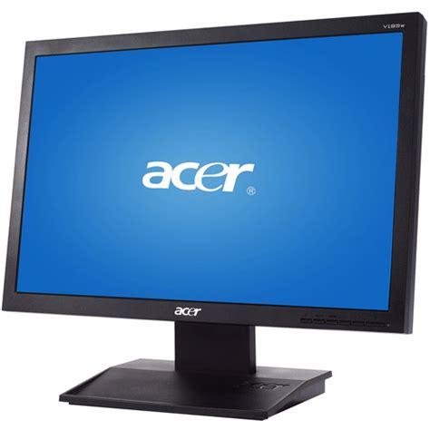 Monitor Lcd Acer acer v193wejb monitor walmart