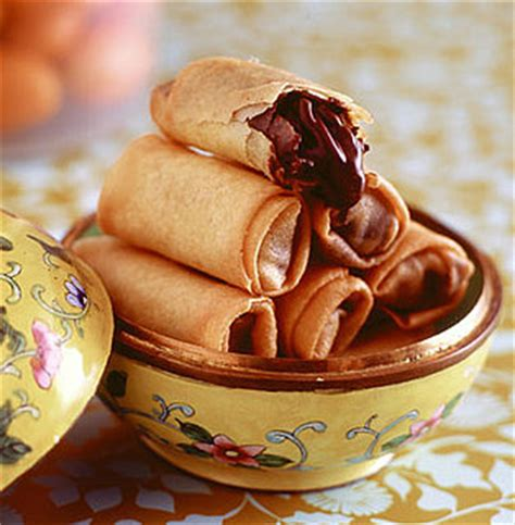 new year rolls recipe new year chocolate roll recipe popsugar food