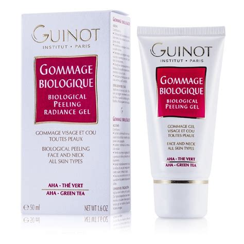 Crrante Peeling 50ml guinot biological peeling radiance gel 50ml cosmetics now uk