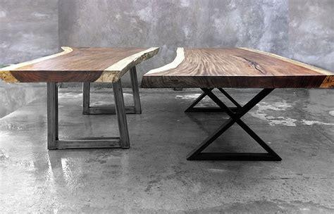 bases de madera para mesas de comedor mesas de parota finos modernos artesanales y alta