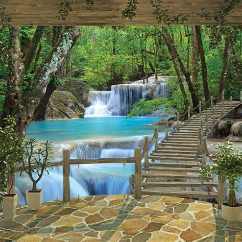 bedroom waterfalls best 25 waterfall wallpaper ideas on pinterest natural
