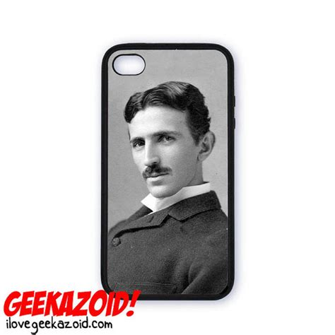 Nikola Tesla Cell Phone Nikola Tesla Cell Phone For Iphone And Samsung Galaxy