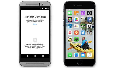 switching from android to apple apple is reportedly creating an app to make switching to android easy