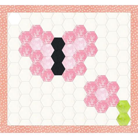 Hexagon Shapes For Patchwork - 2521 best quilting hexagons epp images on
