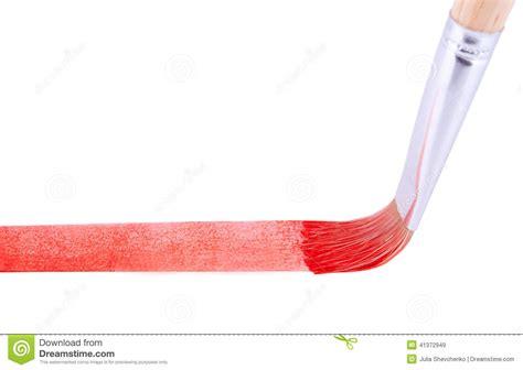 painting paintbrush the paintbrush drawing line stock photo image 41372949