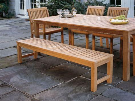 tavoli per giardino in legno 40 foto di tavoli da giardino in legno per arredamento