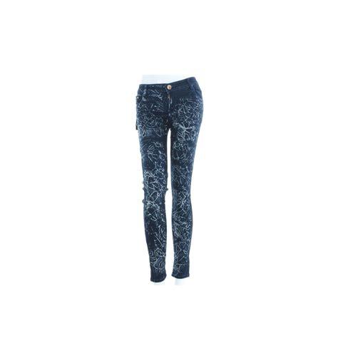 Celana Flash Denim Motif for celana panjang motif sembur cewek guess 045002663