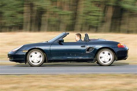 Preisliste Porsche by Gebrauchtwagen Test Porsche Boxster 1996 2004 Autobild De