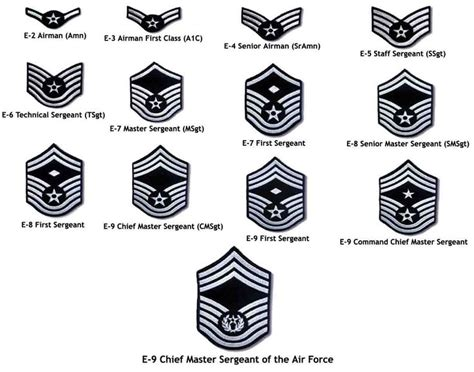 Usaf Search Air Rank Chart Search Engine At Search