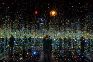 Infinity Mirror Room Nyc Explore The Extraordinary Glittering Infinity Rooms Of