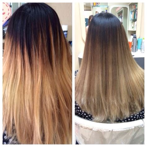 ash blonde ombre color swatches hair extensions hotheads ash brown with ash blonde ombre dark brown hairs