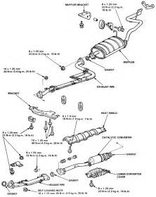 F150 Exhaust System Diagram Repair Guides Exhaust System Exhaust System