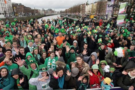 st s day parade dublin ireland live st s day in ireland 2015 everything you need to