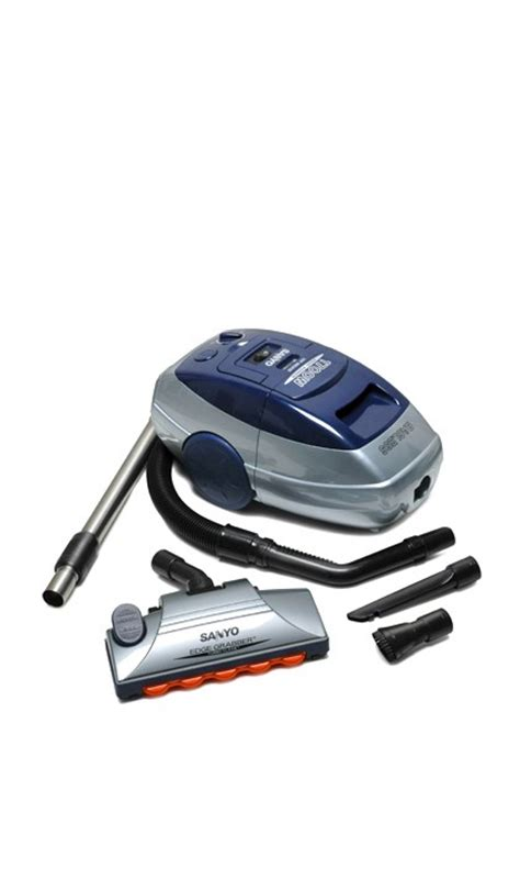 Vacuum Cleaner Sanyo 350 Watt sanyo scn525t 1700w bagless vacuum cleaner factory 2nd ebay