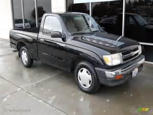 1998 Toyota Tacoma Regular Cab 1998 Black Metallic Toyota Tacoma Regular Cab 26398990