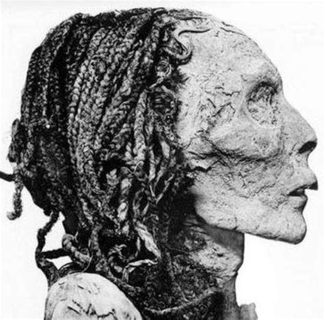 history of hair braiding egypt the science of ancient egyptian hair and why it sometimes
