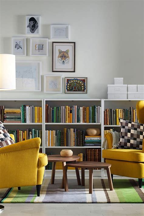 etagere bunt 20 simple ikea billy bookcase for limited space home