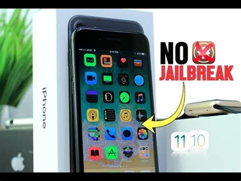 themes for iphone 6 plus non jailbreak get jailbreak tweaks themes no jailbreak iphone youtube
