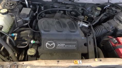 2002 mazda tribute 3 0l engine with 69k