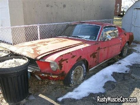 rusty muscle car pin by bob kitsmiller on rusty muscle cars pinterest
