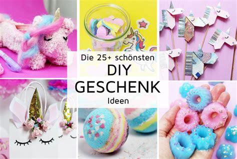 Diy Ideen Geschenke by Geschenke Selber Machen 50 Kreative Geschenkideen