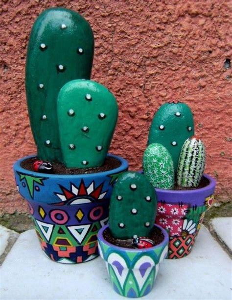 20 diy of painted rocks garden ideas decoratioon