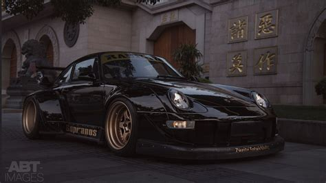 porsche rwb 996 1 24 rwb porsche 993 wide body kit hd03 0414 hobby design