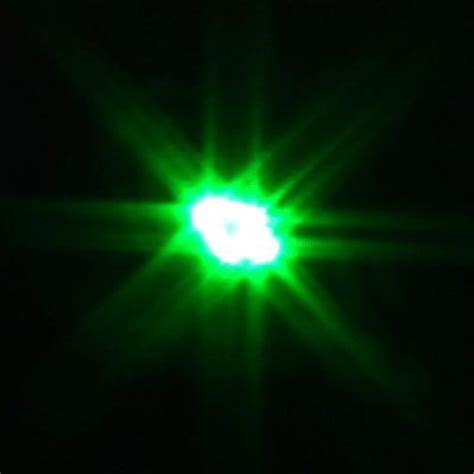 Green Light by 50mw 532nm High Power Flashlight Style Green Laser Pointer