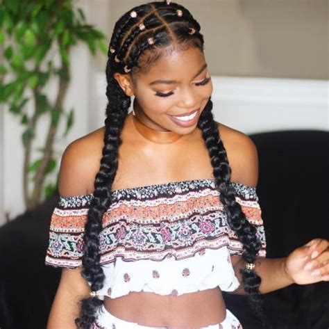 Protective Hairstyles For Hair Bun by 50 Easy And Showy Protective Hairstyles For Hair
