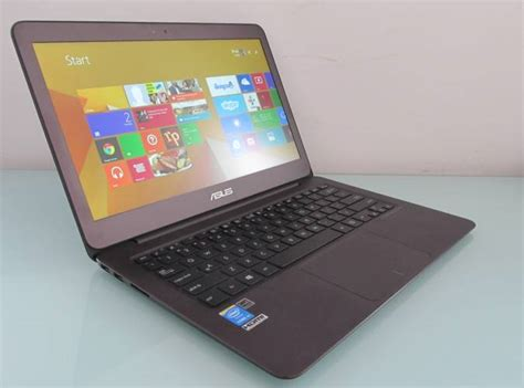 Ban Laptop Asus Zenbook Ux305 asus zenbook ux305 review an affordable ultrabook with premium design liliputing