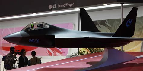 us pilots say new chinese stealth fighter could become chinese stealth fighters could match the f 35 business