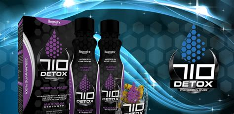 Banner Detox by 710 Detox One Hour Drink